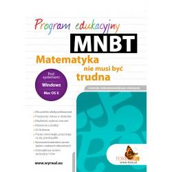 MNBT Matematyka nie musi być trudnia lic. wielostanowiskowa wieczysta CD-ROM
