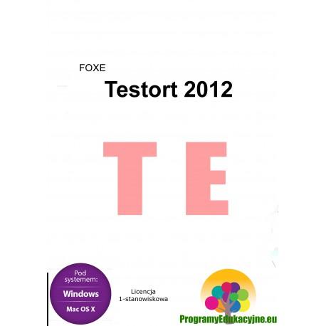 Testort 2012 1-stanowiskowa